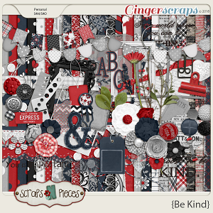 Be Kind kit by Scraps N Pieces
