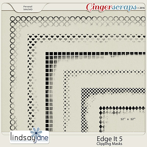 Edge It 5 by Lindsay Jane