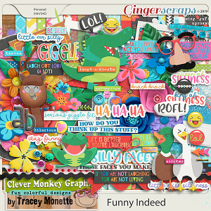 Funny Indeed Kit by Clever Monkey Graphics