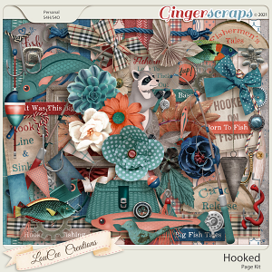 Hooked by LouCee Creations