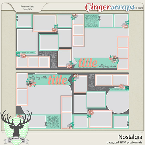 Nostalgia by Dear Friends Designs