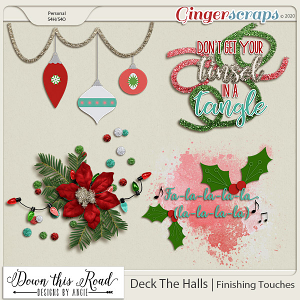 Deck The Halls | Finishing Touches
