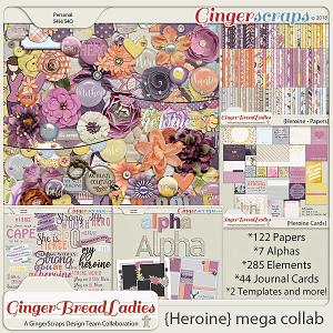 GingerBread Ladies MEGA Collab: Heroine