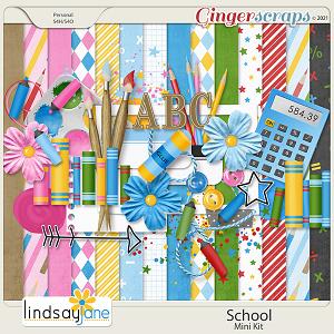 School by Lindsay Jane