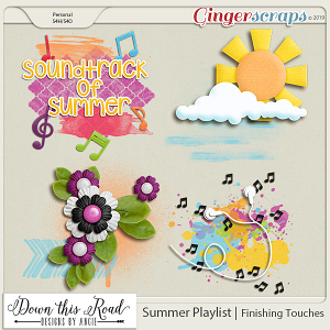 Summer Playlist_ Finishing Touches