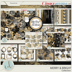 Merry & Bright Collection by Ilonka's Designs