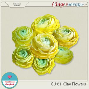 CU 61 - Flowers - New