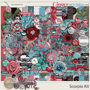 Scorpio Kit by JoCee Designs