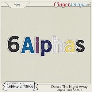Dance The Night Away - Alpha Pack AddOn
