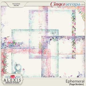 Ephemeral - Page Borders
