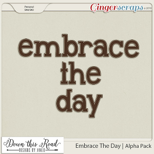 Embrace The Day | Alpha Pack
