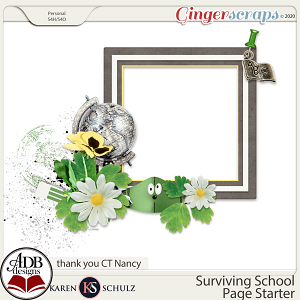 Surviving School Gift 02 by Karen Schulz and ADB  Designs
