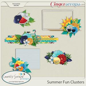 Summer Fun Clusters