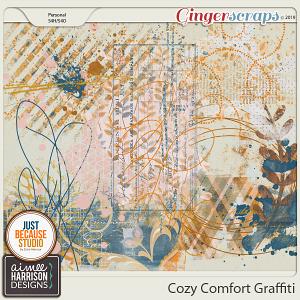 Cozy Comfort Graffiti by Aimee Harrison and JB Studio