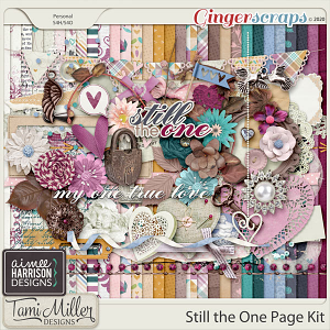 Still the One Page Kit by Aimee Harrison and Tami Miller