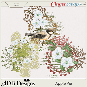 Apple Pie Blendables by ADB Designs