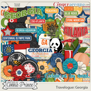 Travelogue Georgia - Kit