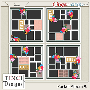 Pocket album 9.