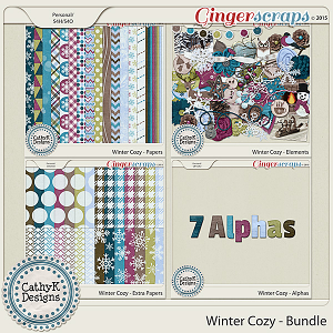 Winter Cozy - Bundle