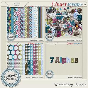 Winter Cozy - Bundle