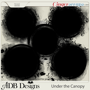 Under The Canopy Masks by ADB Designs