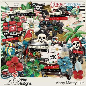 Ahoy Matey by LDragDesigns