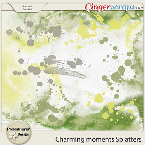 Charming moments Splatters
