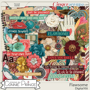 Flawsome - Kit by Connie Prince