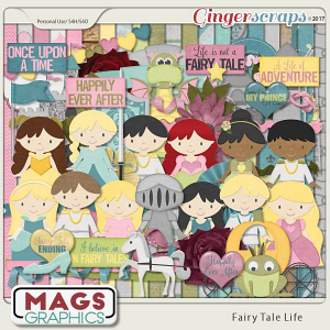 Fairy Tale Life KIT by MagsGraphics