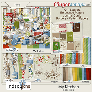 My Kitchen Collection by Lindsay Jane