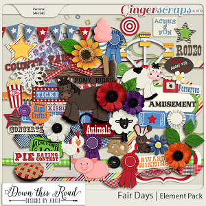 Fair Days | Element Pack