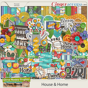House & Home by Clever Monkey Graphics