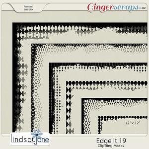 Edge It 19 by Lindsay Jane