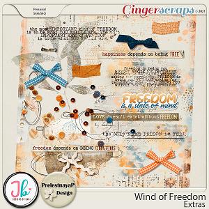 Wind of Freedom Extra Pack by PrelestnayaP Design and JB Studio
