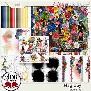 Flag Day Bundle by ADB Designs