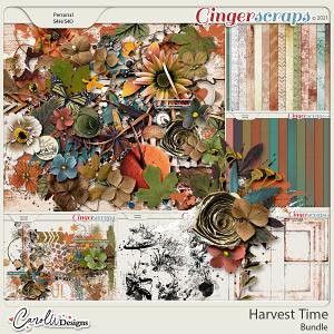 Harvest Time-Bundle by CarolW Designs
