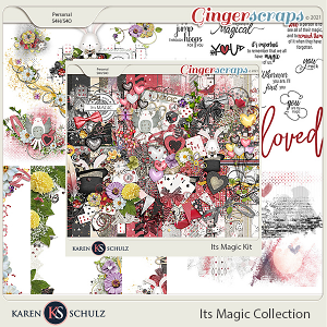 It's Magic Collection by Karen Schulz