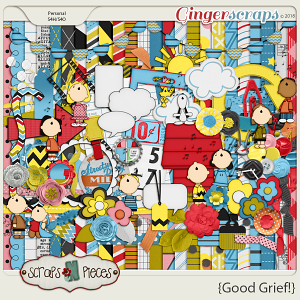 Good Grief by Scraps N Pieces