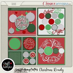Craft ❆ Templates Christmas Ready