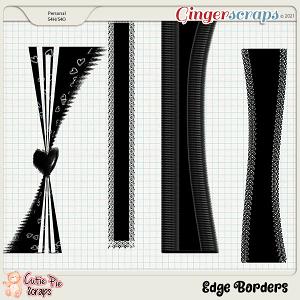 Edge Borders 09 By Cutie Pie Scraps