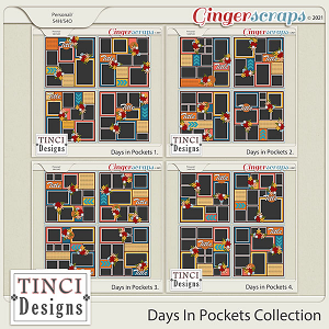 Days In Pockets Collection