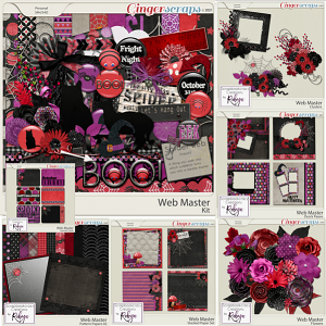 Web Master Collection by Scrapbookcrazy Creations