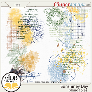 Sunshiney Day Blendables by ADB Designs