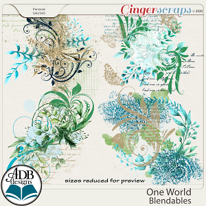 One World Blendables by ADB Designs