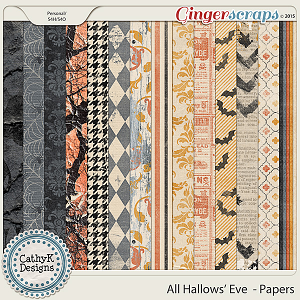 All Hallows' Eve - Papers