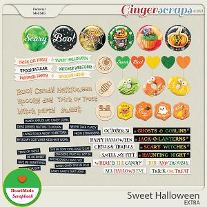 Sweet Halloween - extra