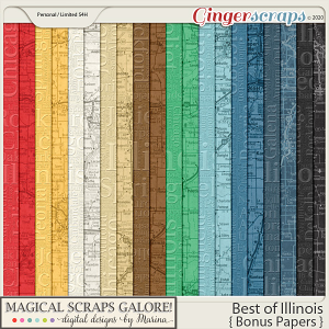 Best of Illinois (bonus papers)
