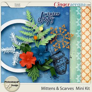 Mittens & Scarves Mini-Kit