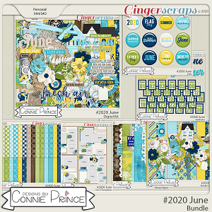 #2020 June - Bundle Collection by Connie Prince