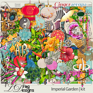 Imperial Garden by LDragDesigns
